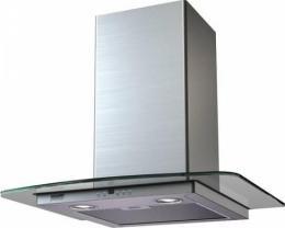 кухонная вытяжка Krona Jasmin slim 3P 500 inox/glass
