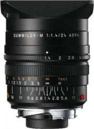 объектив Leica Summilux-M 24mm f/1.4 Aspherical