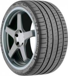 летние шины Michelin Pilot Super Sport