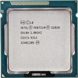 процессор Intel Pentium G2020