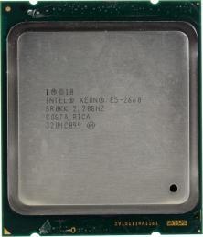 процессор Intel Xeon E5-2660