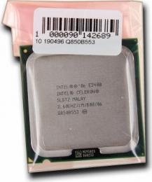 процессор Intel Celeron Dual-Core E3400