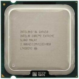 процессор Intel Core 2 Extreme QX9650