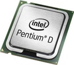 процессор Intel Pentium D 935