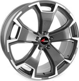 литые диски 4Go 279