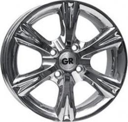 литые диски GR A609