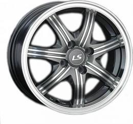 литые диски LS Wheels 323