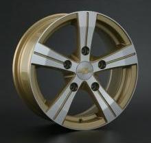 литые диски LS Wheels P8084