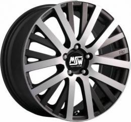 литые диски MSW 18