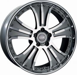 литые диски OZ Racing Granturismo