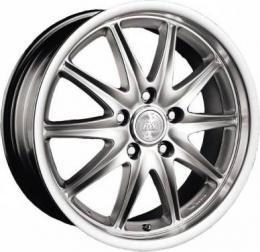 литые диски Racing Wheels H-105
