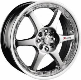 литые диски Racing Wheels H-111