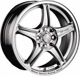 литые диски Racing Wheels H-126