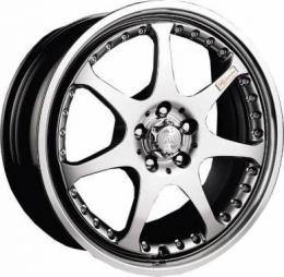 литые диски Racing Wheels H-129
