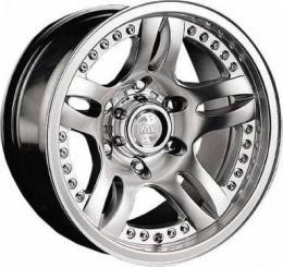 литые диски Racing Wheels H-152