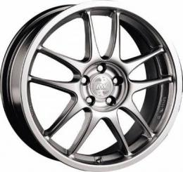 литые диски Racing Wheels H-190