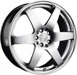 литые диски Racing Wheels H-192
