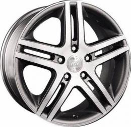 литые диски Racing Wheels H-214R
