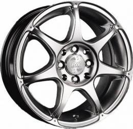 литые диски Racing Wheels H-249