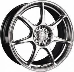 литые диски Racing Wheels H-250