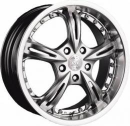 литые диски Racing Wheels H-255