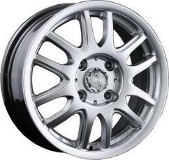 литые диски Racing Wheels H-287