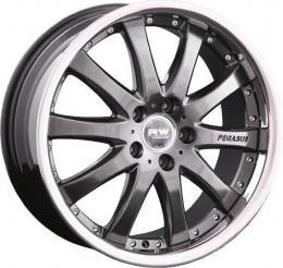 литые диски Racing Wheels H-332A
