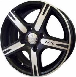 литые диски Racing Wheels H-372