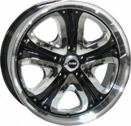 литые диски Racing Wheels H-382