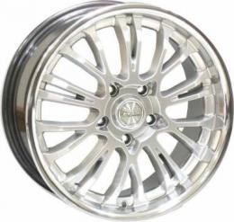 литые диски Racing Wheels H-392