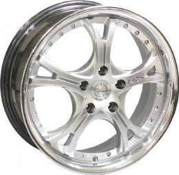 литые диски Racing Wheels H-398