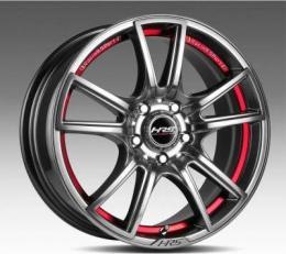 литые диски Racing Wheels H-411