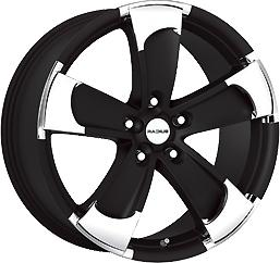 литые диски Radius RS014