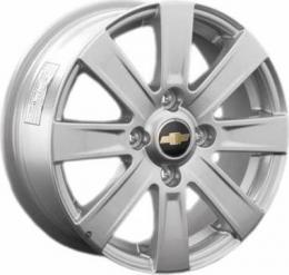 литые диски Replica GM36