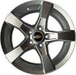 литые диски Replica GM52