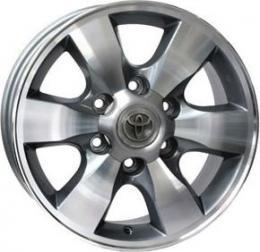 литые диски Replica TY63