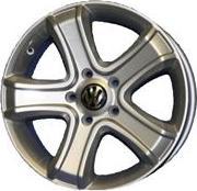 литые диски Replica VW24