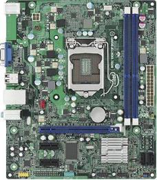 материнская плата Intel DH61HO