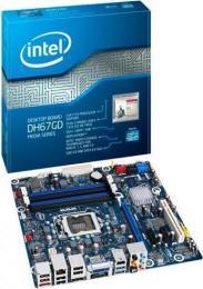 материнская плата Intel DH67GD