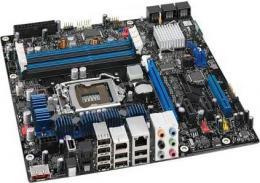 материнская плата Intel DP55SB