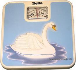 механические напольные весы Delta D-9011-H10