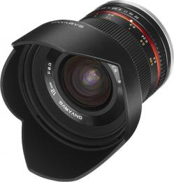объектив Samyang 12mm f/2.0 NCS CS Micro 4/3