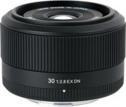 объектив Sigma AF 30mm f/2.8 EX DN Micro Four Thirds