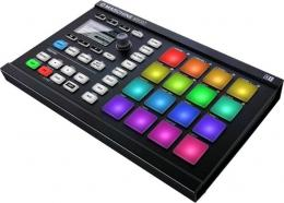 миди-контроллер Native Instruments Maschine Mikro MkII Blk