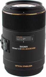 объектив Sigma AF 105mm f/2.8 EX DG OS HSM Macro Sony