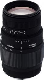 объектив Sigma AF 70-300mm f/4-5.6 DG Macro Minolta A