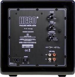 напольная акустика Heco Phalanx Micro 200A