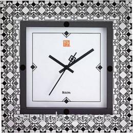 настенные часы Bulova C3337