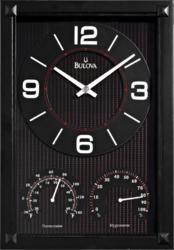 настенные часы Bulova C3732