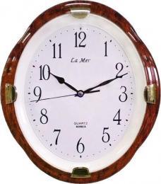 настенные часы La Mer GD054BRN